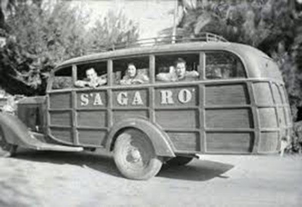 Antic Bus