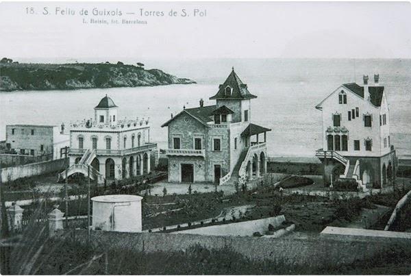 Antic Torres de Sant Pol